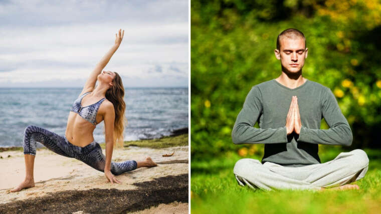 3 Key Differences Between Western & Eastern Yoga
