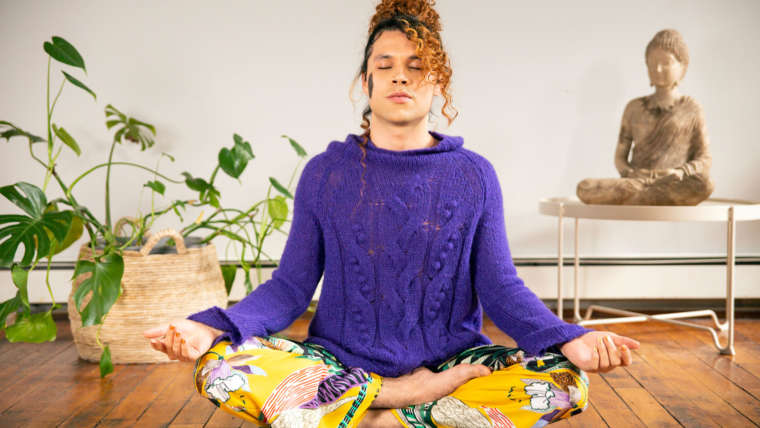 Stopping Negative Thought Patterns with Meditation and Mindfulness