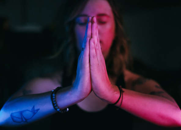 How Meditation, Mindfulness, and the Higher Self Can Help You Sleep Better