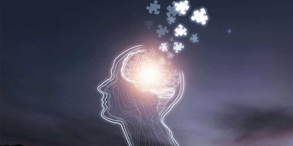 memory fading spiritual higher self