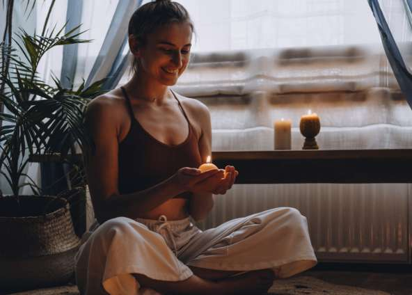 5 Inspirations for Building Your Ideal Meditation Space