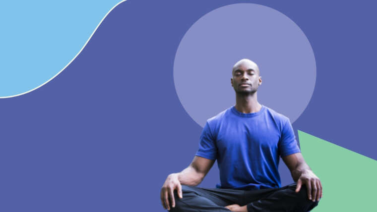 Why are many men skeptical of meditation and spirituality?